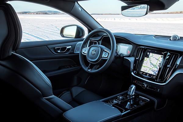 Volvo V60 T8 Test Drive