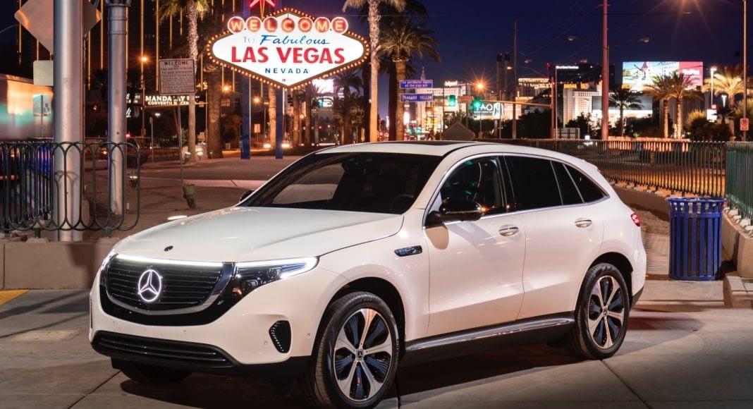 autonomia dos carros elétricos - Mercedes EQC