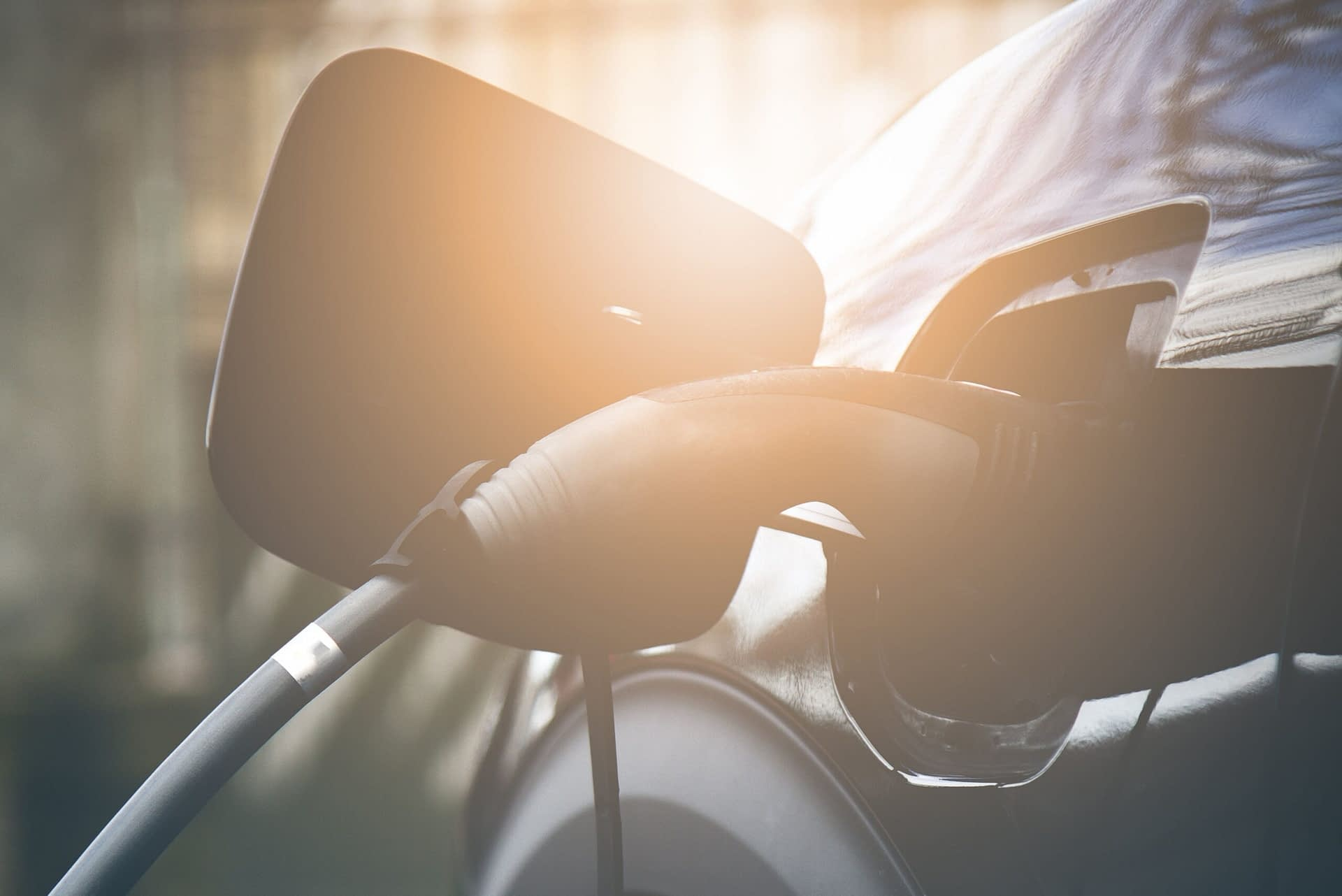 Electric vehicle charging stations - Charging