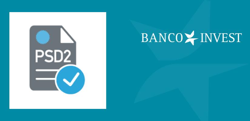 BancoInvest Infosistema's aplonAPI PSD2 compliance