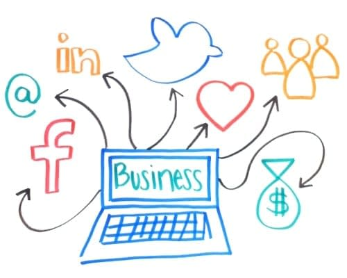 Business and Social Networks