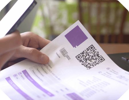 Leitura Automática de QR Code - Recolha de dados