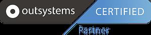Outsystems certified partner logo