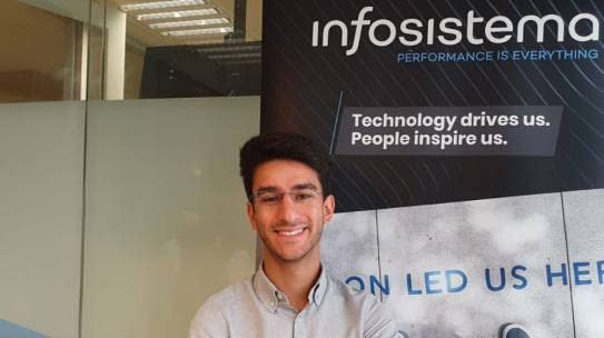 Gonçalo Alves – Summer Intern