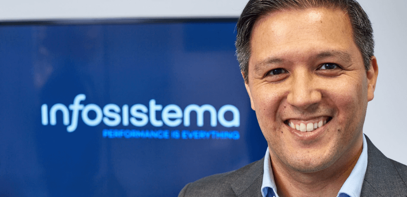 Alexandre do Monte Lee is the new CEO of Infosistema